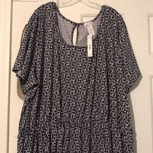 bd6ca601ca0 SWAK Dresses - NWT Plus Size 5x Sealed With a Kiss stretch dress